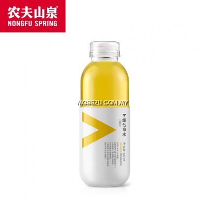 【 Nong Fu Shan Quan 农夫山泉 】维他命系列 Vitamin Drinks Mandarin Pomegranate Blueberry Lime Tropical Fruit