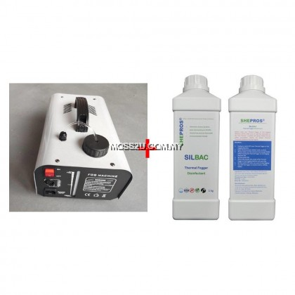 FOG 900W Remote Control Disinfection Machine Hygiene ( For Factory Retail Office Use ) Remove Odor